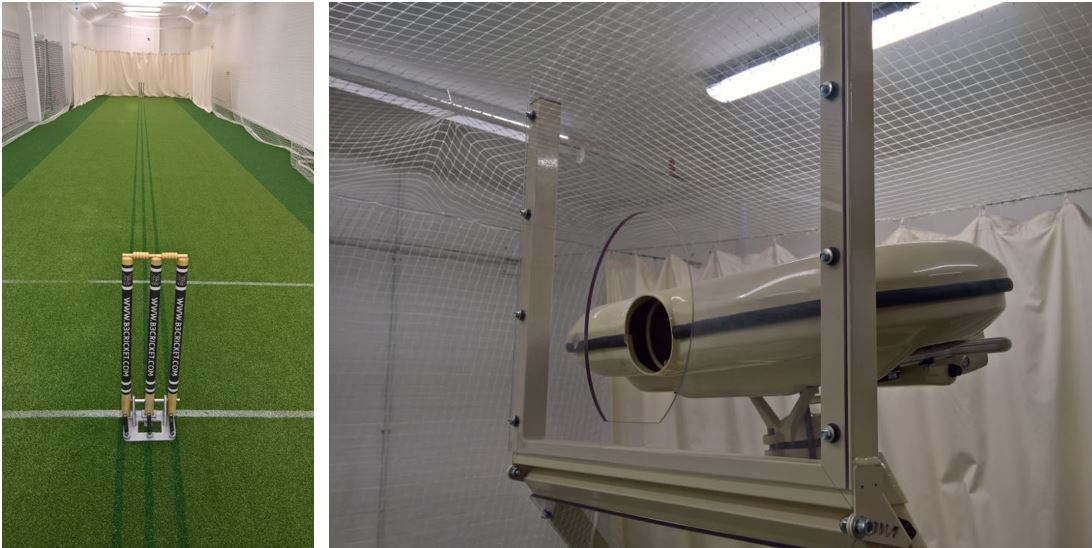 Indoor Cricket Net Available To Hire